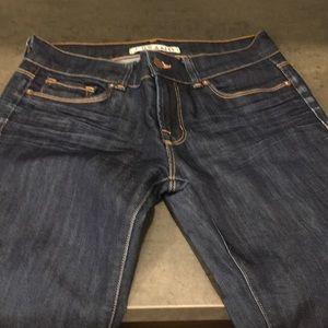 J Brand bell bottom jeans